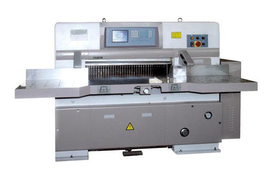 QZYW920CG 8英寸触摸/按键微机切纸机