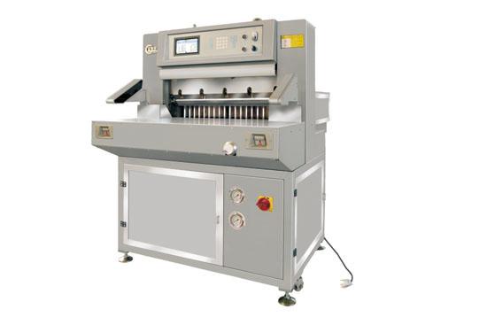瑞安星威达WZYW-660D程控全液压自动切纸机