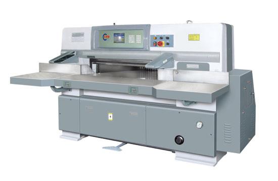 QZYK1300T程控切纸机